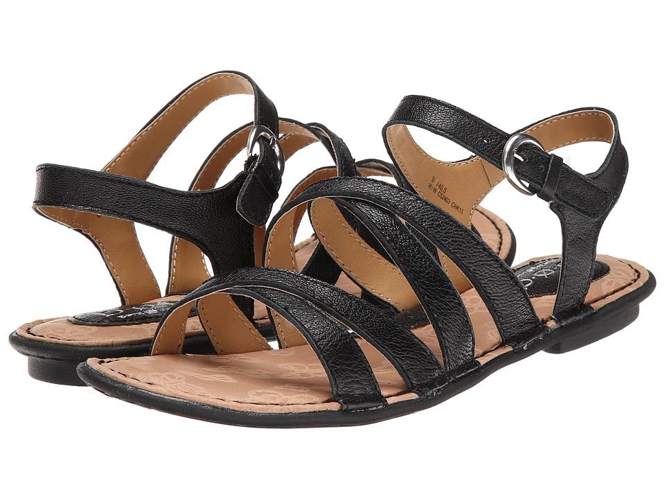 b.o.c. - Malay (Black Full-Grain) Women's Shoes