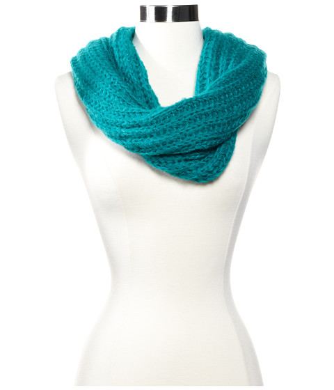 Echo Design - Lofty Snood Scarf (Jade) Scarves