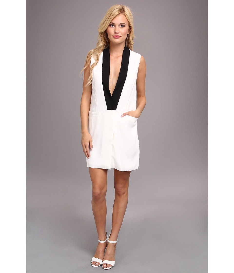 BB Dakota - Aslan Dress (Dirty White) Women's Dress