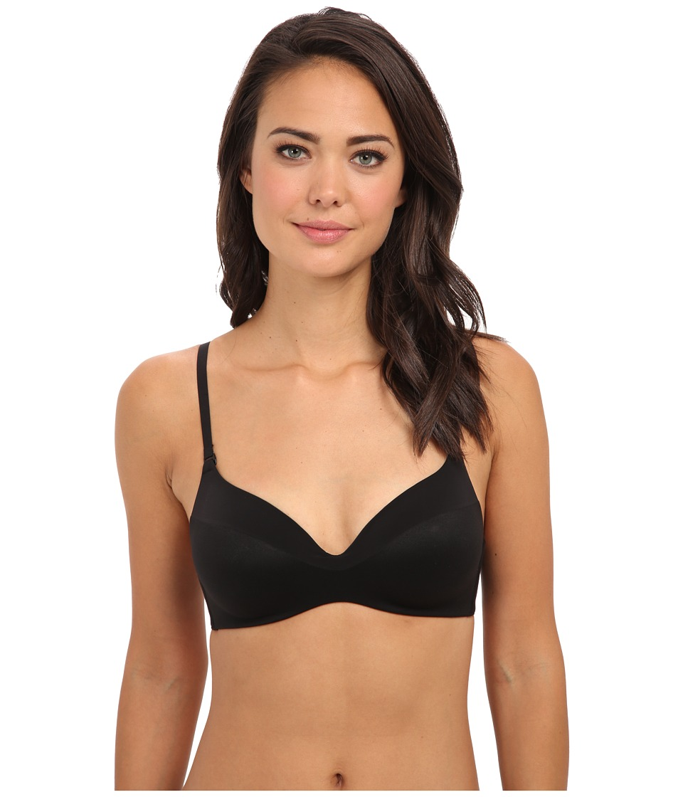 DKNY Intimates - Fusion Wire Free 456178 (Black) Women's Bra