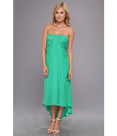 BB Dakota - Savi Dress (Emerald) Women's Dress
