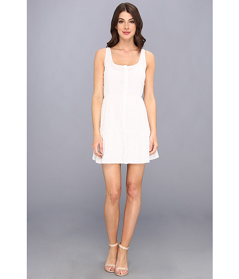 BB Dakota - Leesha Dress (Ivory) Women's Dress
