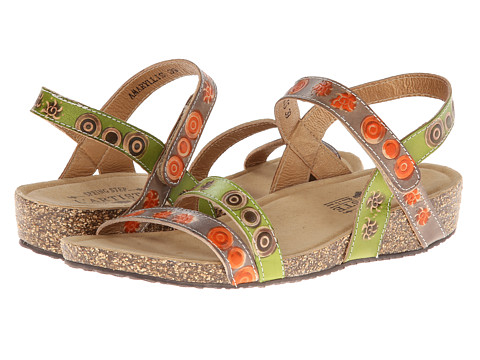 Spring Step - Amaryllis (Gray Multi) Women's Shoes