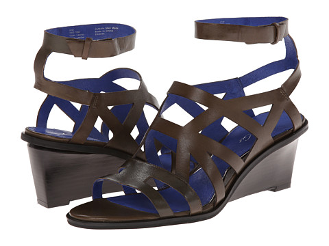 Kenneth Cole New York - Jane (Olive) Women's Wedge Shoes