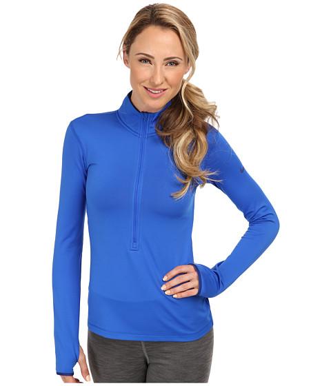 Nike - Pro Hyperwarm 1/2 Zip 3.0 (Hyper Cobalt/Deep Royal Blue/Hyper Cobalt/Deep Royal Blue) Women's Workout