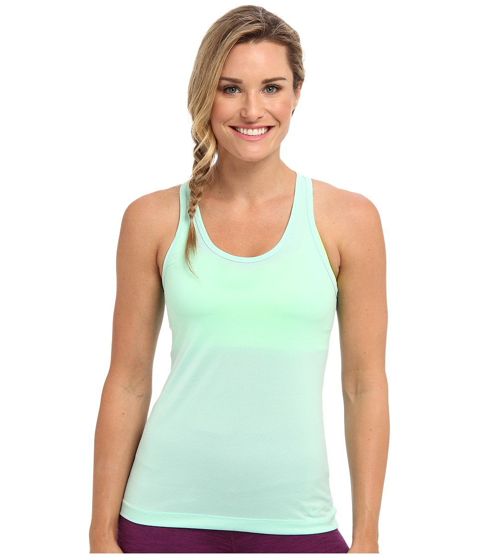 Nike - Legend Tank (Medium Mint/Medium Mint) Women's Sleeveless