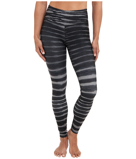 Nike - Legend 2.0 Tight Tiger Pant (Dark Ash/Black/Black) Women's Workout