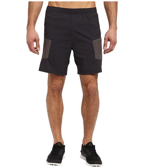 Nike - 7 Trail Kiger Short (Dark Ash/Medium Ash/Fierce Green/Reflective Silver) Men's Shorts