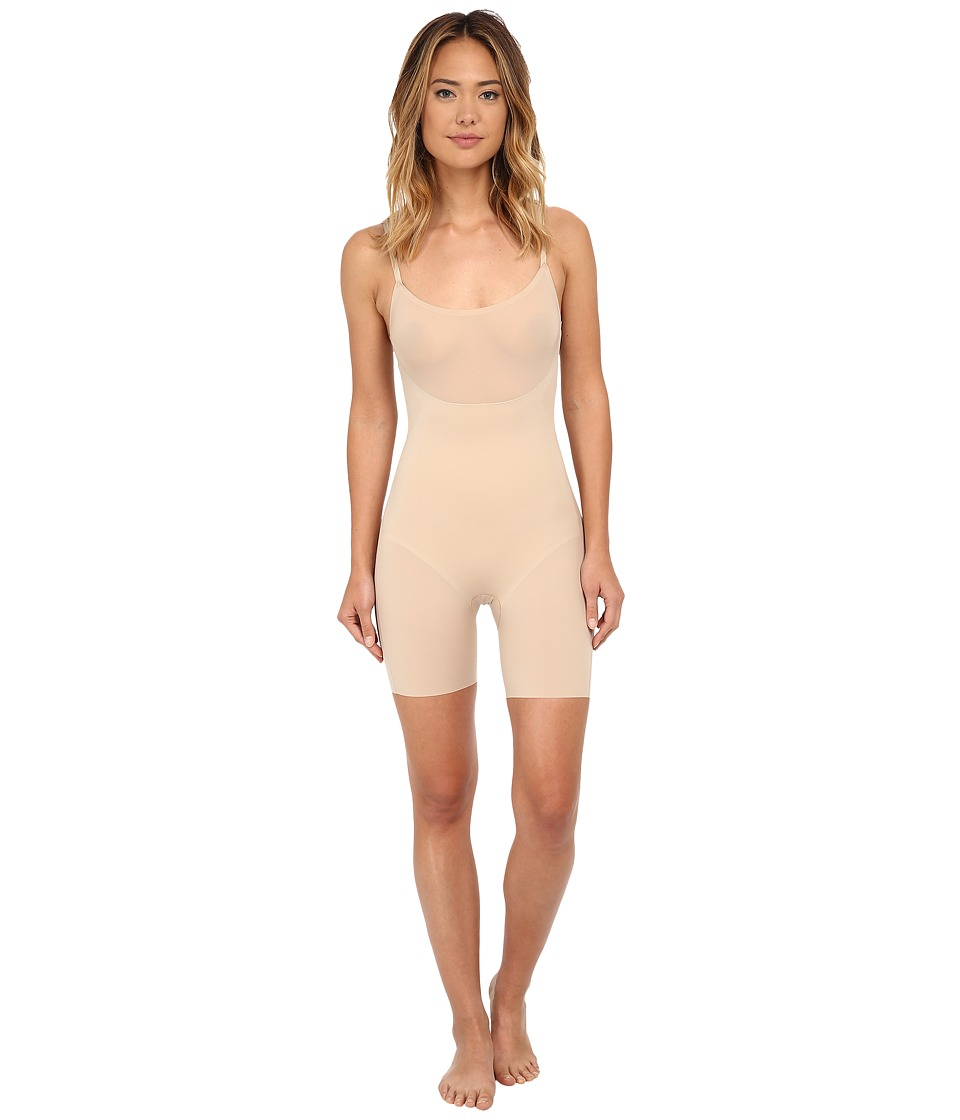 Spanx - Trust Your Thinstincts Adjustable Strap Mid Thigh Body (Natural) Women's Underwear