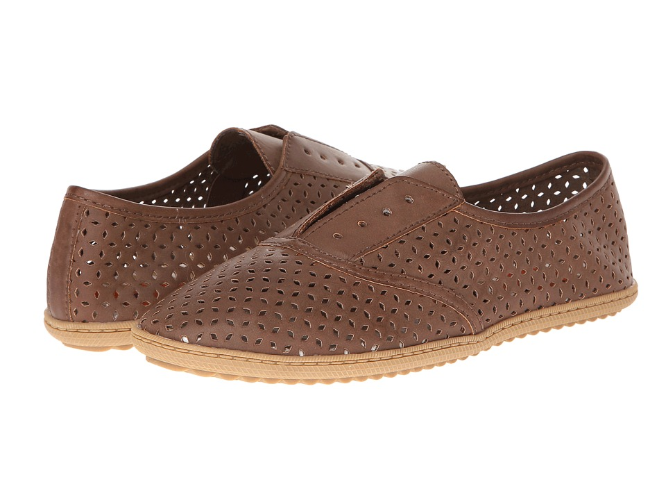 Rocket Dog - Garland (Brown/Stampede) Women's Slip on Shoes