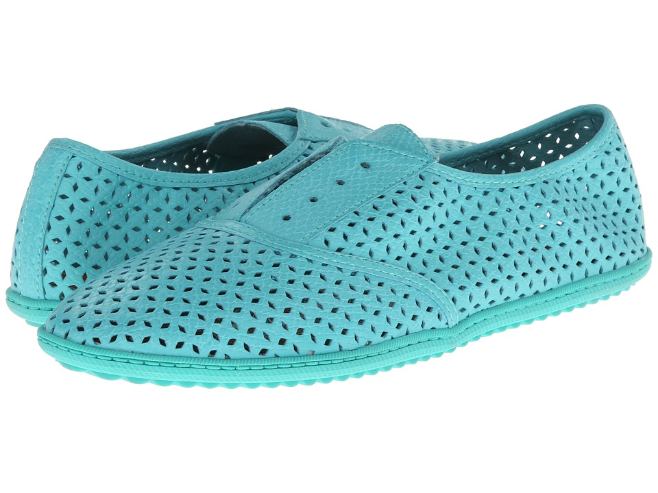 Rocket Dog - Garland (Turquoise/Medusa) Women's Slip on Shoes