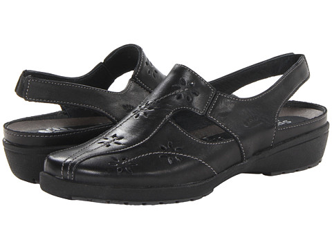 Spring Step - Asha (Black) Women's Shoes