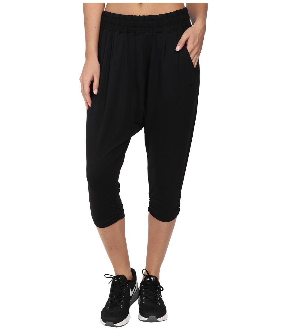 Nike - Avant Move Capri (Black/Black) Women