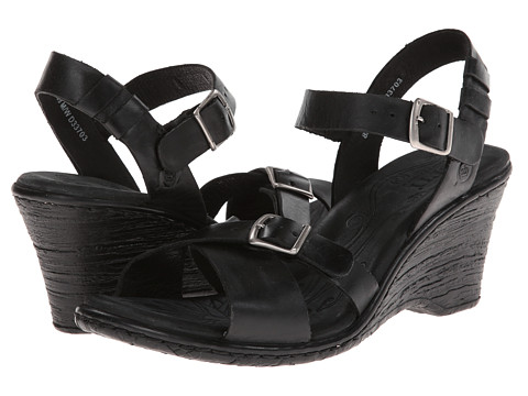 Born - Gisela (Black) Women's Shoes