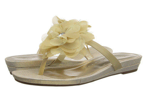 Nina - Margery (Gold/Gold) Women's Sandals