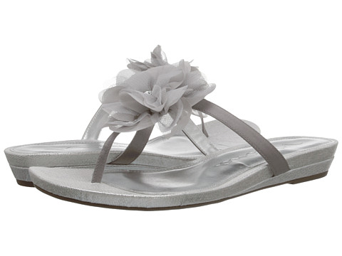 Nina - Margery (Silver/Silver) Women's Sandals