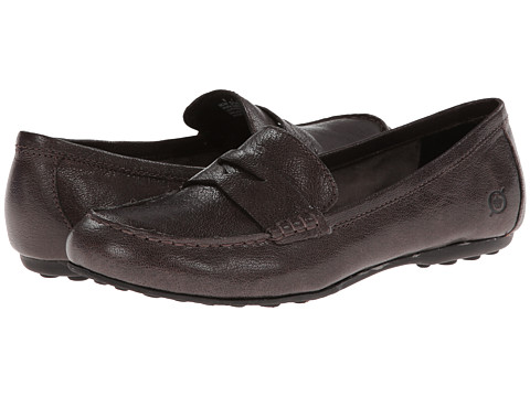 Born - Dinah (Grey) Women's Slip on Shoes