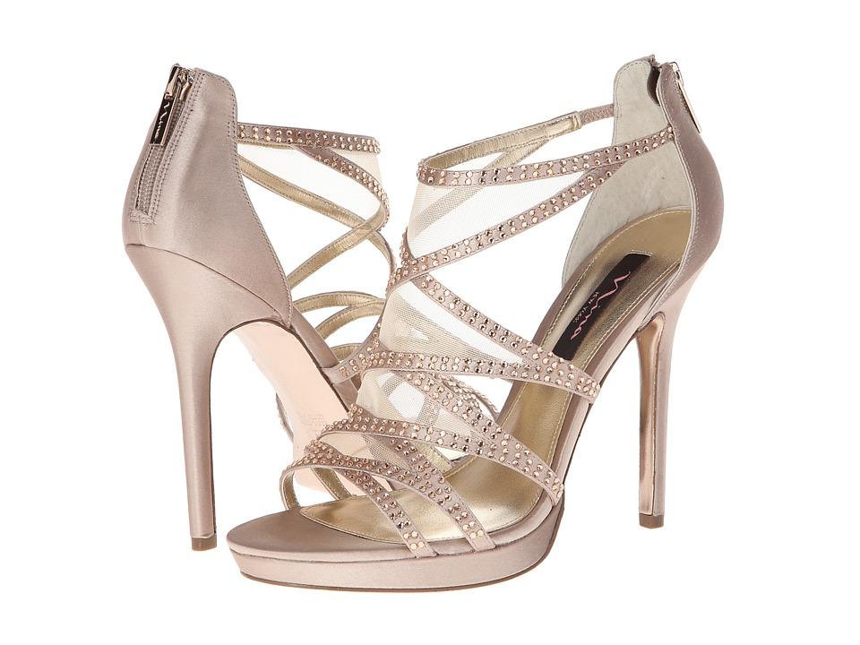 Nina - Belinda (Champagne) High Heels