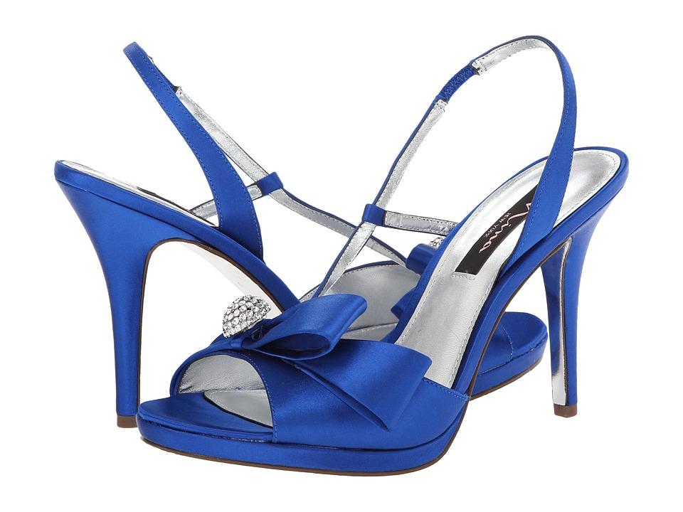 Nina - Roslyn (Cobalt/Cobalt/Academy) High Heels