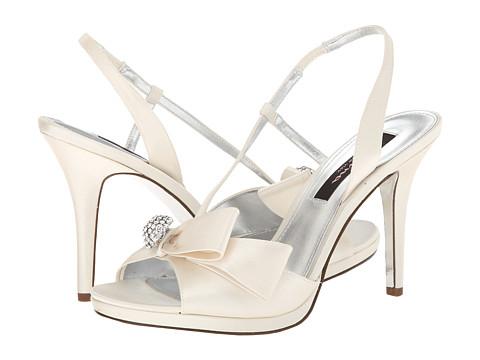 Nina - Roslyn (Ivory) High Heels