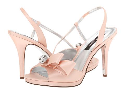Nina - Roslyn (Peach) High Heels