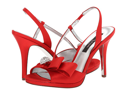 Nina - Roslyn (Soft Red) High Heels