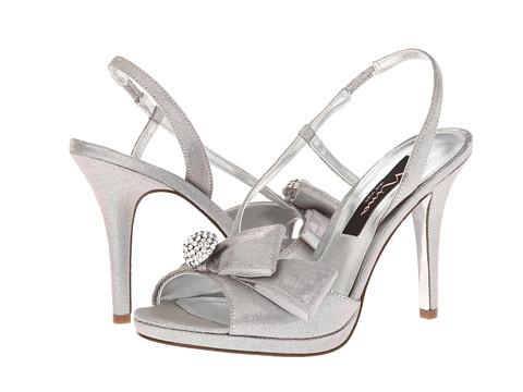 Nina - Roslyn (Silver) High Heels