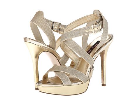 Nina - Josette (Gold/Platino) High Heels