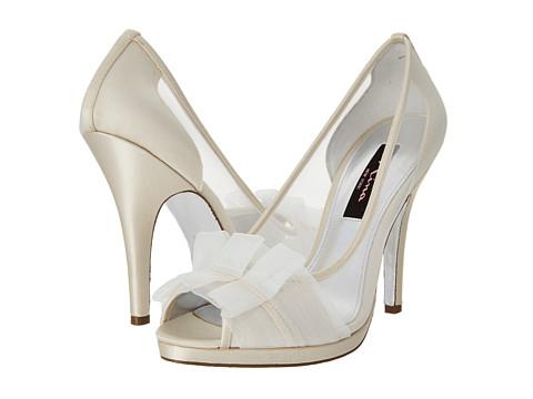 Nina - Ellen (Ivory) High Heels