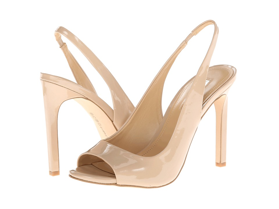 BCBGeneration Carly (Warm Sand) High Heels