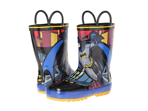 Favorite Characters - Batman 1BMS500 (Toddler/Little Kid) (Black) Boys Shoes