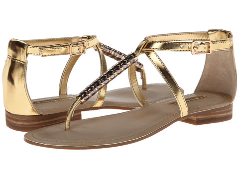BCBGeneration - Balan (Gold Leaf) Women's Sandals