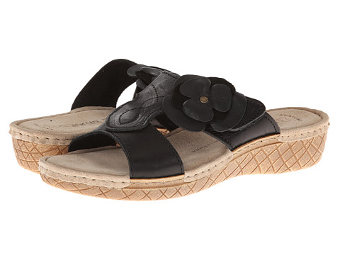 Flexus - Ramona (Black) Women's Sandals