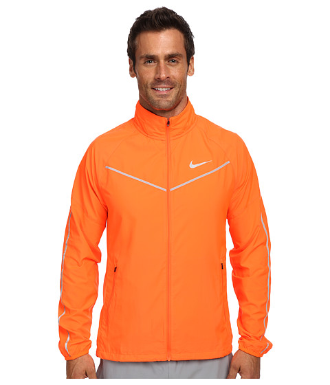 Nike - Lightspeed Jacket (Hyper Crimson/Reflective Silver) Men's Coat
