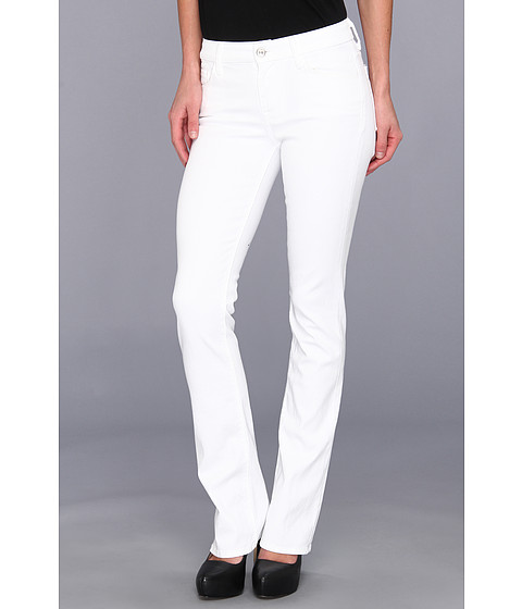 7 For All Mankind - The Skinny Bootcut in Clean White (Clean White) Women