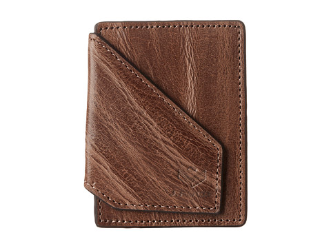 J.Fold - Stone Magnetic Front Pocket Wallet (Sand) Wallet Handbags