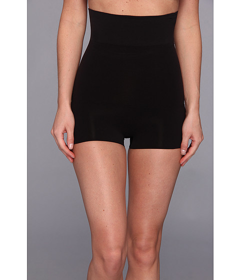 Spanx - Haute Contour High-Waisted Shorty (Black) Women's Underwear