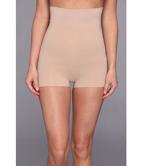 Spanx - Haute Contour High-Waisted Shorty (Light Nude) Women's Underwear