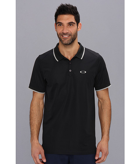 Oakley - Standard Polo (Black) Men's Short Sleeve Pullover