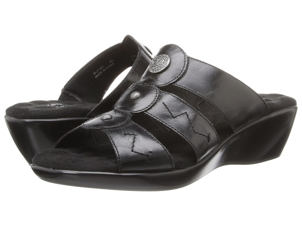 Walking Cradles - Call (Black Waxy) Women's Shoes