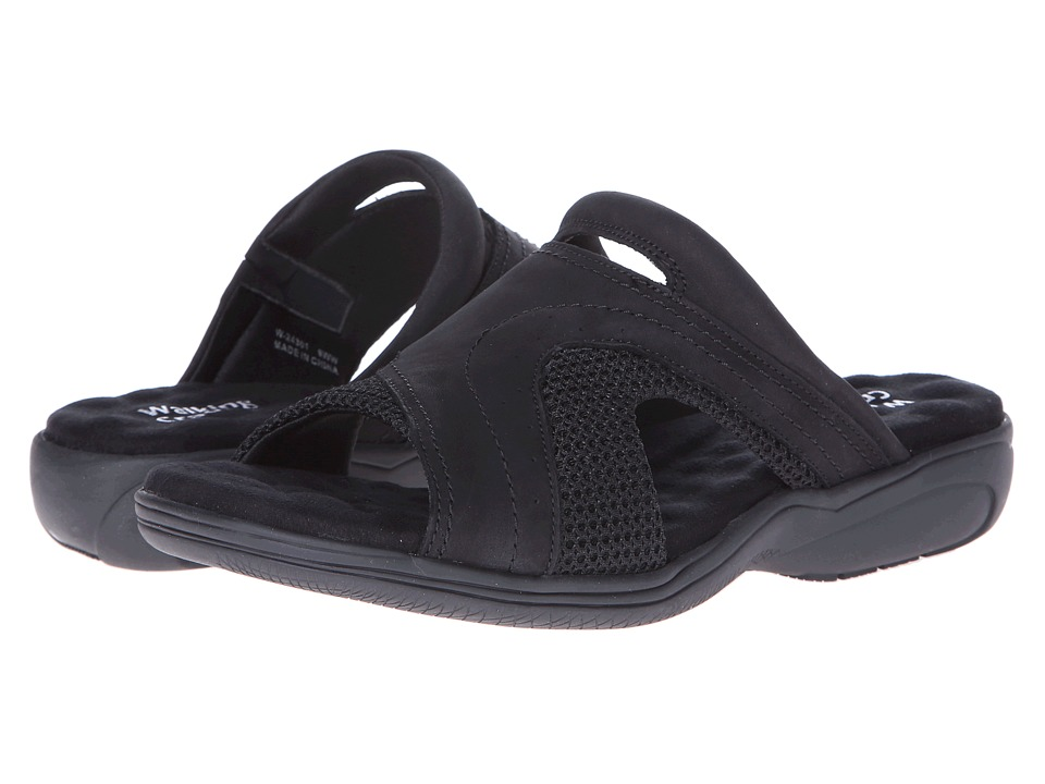 Walking Cradles - Chum (Black Nubuck) Women