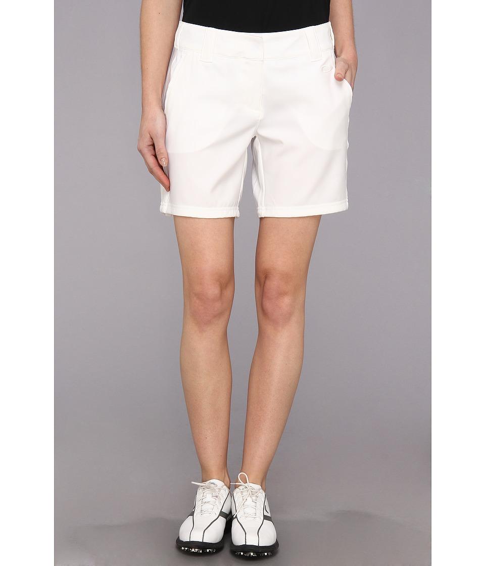 Oakley - Cassis Short (White) Women's Shorts