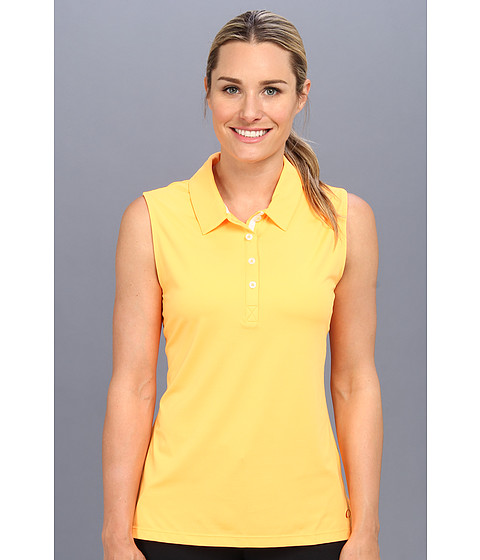Oakley - Vera Polo (Orange Pop) Women's Short Sleeve Pullover