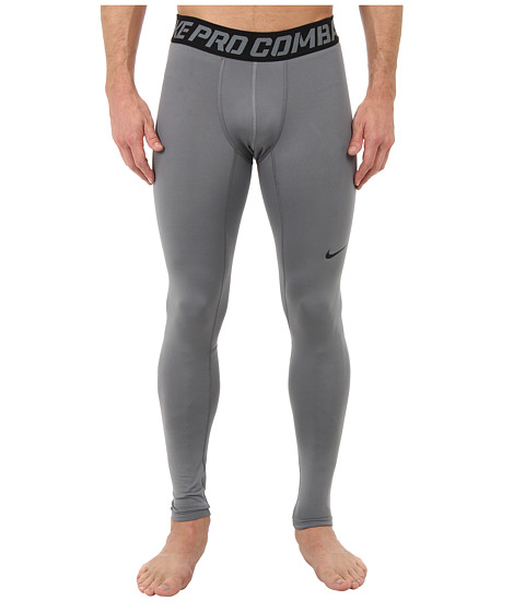 Nike - Hyperwarm Dri-FIT Compression Tight 2.0 (Cool Grey/Black) Men's Workout
