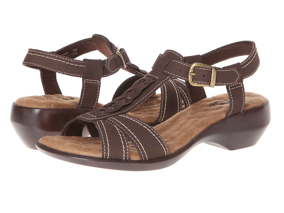 Walking Cradles - Lace (Brown Nubuck) Women