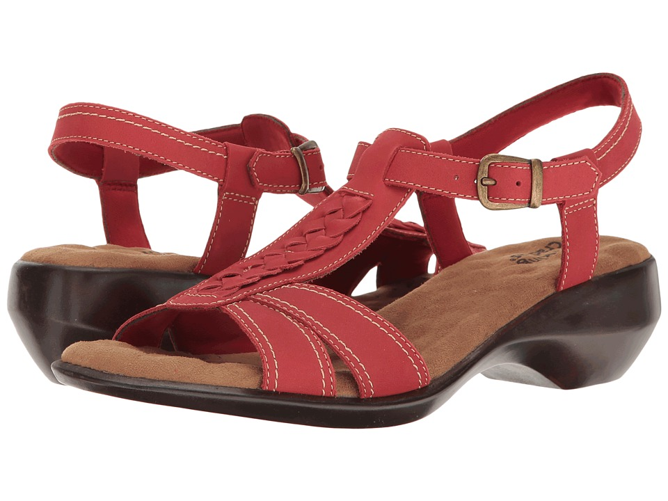 Walking Cradles - Lace (Red Nubuck) Women's Sandals