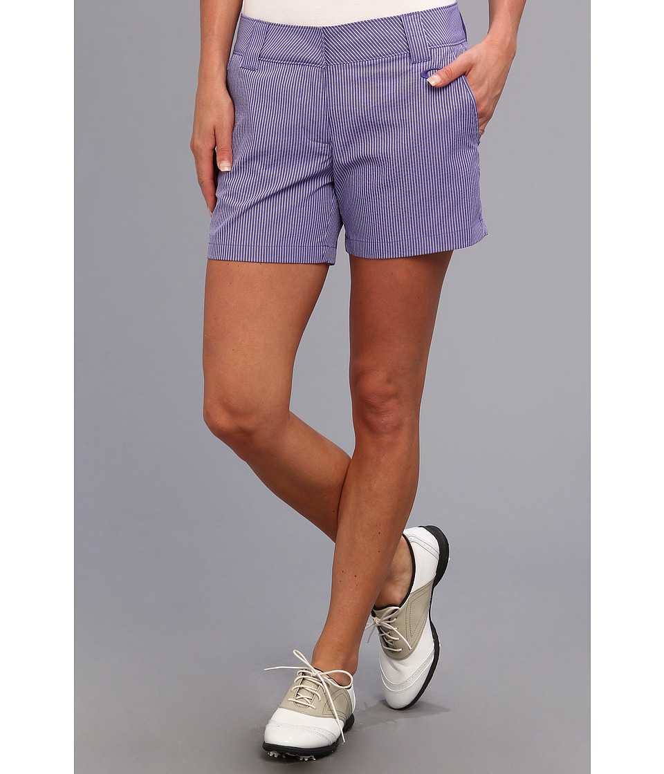 Oakley - Back Nine Seersucker Short (Spectrum Blue) Women's Shorts