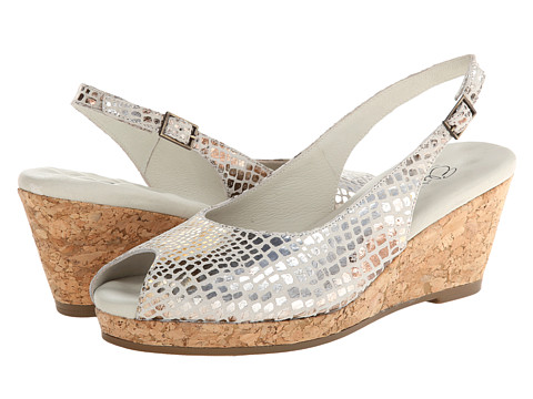 Walking Cradles - Amore (Eggshell Croc Print) Women