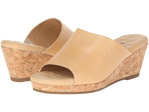 Walking Cradles - Arias (Eggshell Mestico) Women's Wedge Shoes