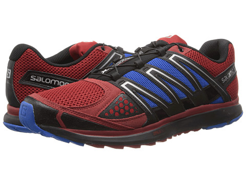 Salomon - X-Scream (Flea/Black/Union Blue) Men's Shoes